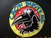 Decal  -  Crow Buster Logo - Product Image